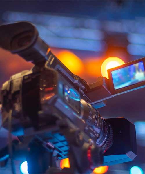 Service Broadcast/Live-Streaming