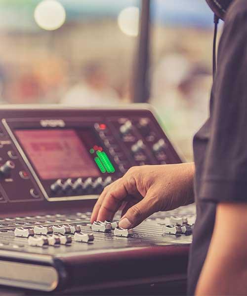 Audio Equipment Rental for Audio & Event Professio