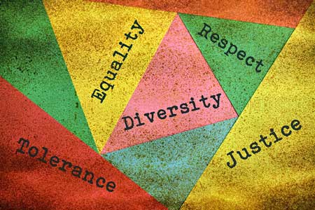 Promoting social diversity and inclusion.