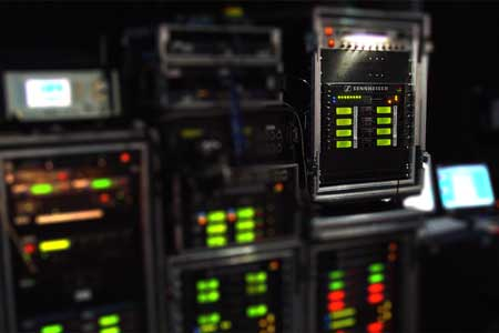 Wireless Microphones and Monitoring